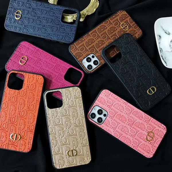 Dior/ディオール 女性向け iphone12/12mini/12pro/12promaxケースアイフォンiphone xs/x/8/7 plusケース ファッション経典 メンズメンズ  安いジャケット型 2020 iphone12ケース 高級 人気