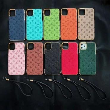 ルイヴィトン男女兼用人気ブランドiphone 12/12 mini/12 pro/12 pro maxケースシンプルiphone 7/8/se2ケース ジャケットレディース アイフォンiphone xs/11/8 plusケース おまけつき