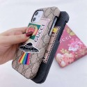 グッチ男女兼用人気ブランドIphone12/12 pro/12 mini/12 pro maxケース ビジネス ストラップ付きファッション セレブ愛用 iphone11/11pro/11pro maxケース 激安iphone xr/xs m