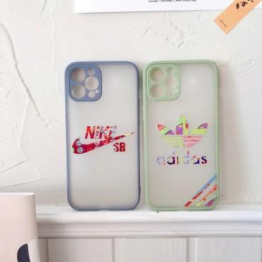 アディダスメンズ iphone12/12pro max/12 mini/12 proケース 安いアイフォン12カバー レディース バッグ型 ナイキブランドhuawei mate 30 pro/p 40 proケース iphone x/8/7