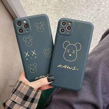 カウズブランド iphone12/12pro max/12 mini/12 proケース かわいい個性潮 iphone x/xr/xs/xs maxケース ファッションメンズ iphone11/11pro maxケース 安い iphone