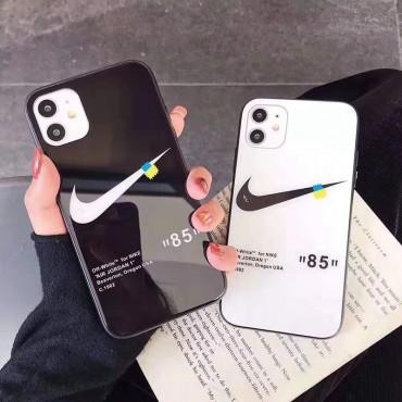 Nike/イキ iphone12/12mini/12pro/12promaxケース ビジネス ストラップ付きレディース アイフォiphone12/xs/11/8 plusケース おまけつきiphone x/8/7 plusケース大人気
