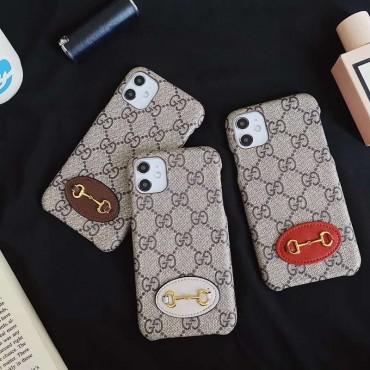 グッチブランド iphone12/12pro max/12 pro/12 miniケース かわいい iphone xr/xs maxケースレディース iphone xs/11/8 plusケース おまけつきモノグラム iphone1
