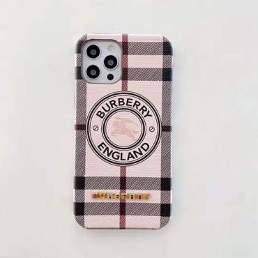 バーバリーファッション セレブ愛用 iphone/12/12 pro/11/11pro maxケース 激安アイフォンiphonex/8/7 plusケース ファッション経典 メンズ個性潮 iphone x/xr/xs/xs maxケース ブ