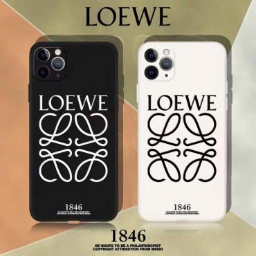 ロエベアイフォンiphone 12/12 pro/12 miniケース ファッション経典 メンズ個性潮 iphone x/xr/xs/xs maxケース ファッションモノグラム iphone11/11pro maxケース ブランド手帳型 G