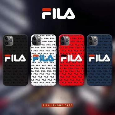 フィラ男女兼用人気ブランドiPhone12/12 pro/12 mini/12 pro maxケースins風 iphone11/11pro max/11 proケース かわいいジャケット型 2020 iphone12ケース 高級 人気