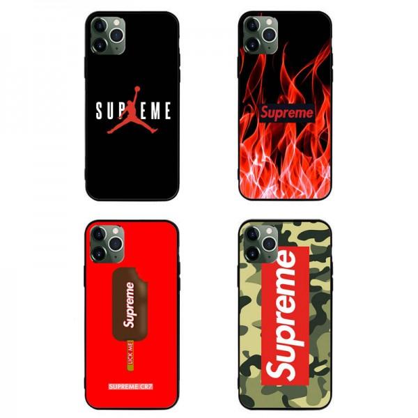 シュプリームペアお揃い iphone12/12 pro/12 mini/12 pro max ケース男女兼用人気ブランドGalaxy s10/s20+/s20 ultraケースiphone 11/x/8/7スマホケース ブランド LINEで