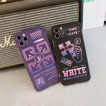 ルイ·ヴィトンハイブランドiphone 12/12 pro/12 mini/12 pro maxケース コピー激安iphone 11/11 pro/11 pro maxケースオフ-ホワイト iphone 7/8/se2セレブ愛用全機種対応i