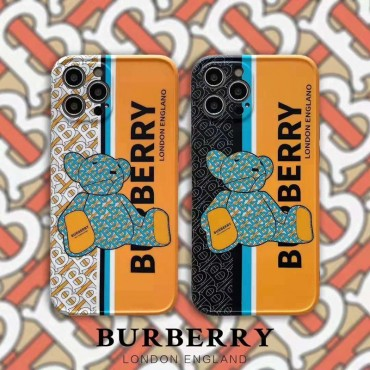 バーバリーファッション iphone12/12 pro/12 mini/11/11pro maxケース 激安iphonex/8/7 plusケース ファッション経典 メンズ個性潮 iphone x/xr/xs/xs maxケース ブランド