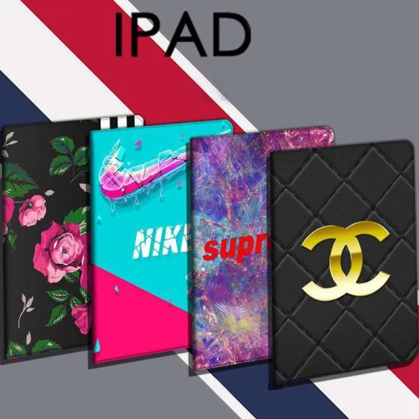 Lv Chanel  ブランド メンズ レディースブラント iPad Air4 10.9インチケース  Adidas コピーiPad8 Proケース 9.7インチ 2018/2017アイパッド プロ2020ケース Nike激安 オーダーメイド