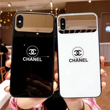 Chanel/シャネル 女性向け iphone12/12mini/12pro/12promaxケース個性潮 iphone x/xr/xs/xs maxケース ファッションシンプル  ジャケットiphone8plus/se2//11proケースブランド