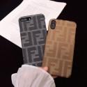 Fendi ペアお揃い アイフォン12/12 pro maxケース iphone 11/xs/x/8/7ケース個性潮 iphone x/xr/xs/xs maxケース ファッションiphone12mini/12proスマホケース ブランド LINEで簡単にご注文可ブランド
