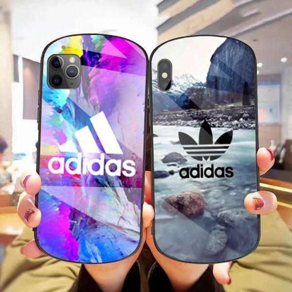 Adidas/アディダス  iphone12/12mini/12pro max ケースファッション セレブ愛用 iphone xr/xs max8/11Promaxケース 激安ジャケット型 2020 iphone12ケース 高級 人気アイフォン12カバー レディース バッグ型 ブランド