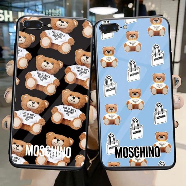 Moschino/モスキーノ iphone12/12miniシンプル Galaxy s20/note20ケース ジャケットレディース アイフォiphone12/xs/11/8 plusケース おまけつきhuawei mate40/p40ケースブランドジャケット型 2020 iphone12ケース 高級 人気