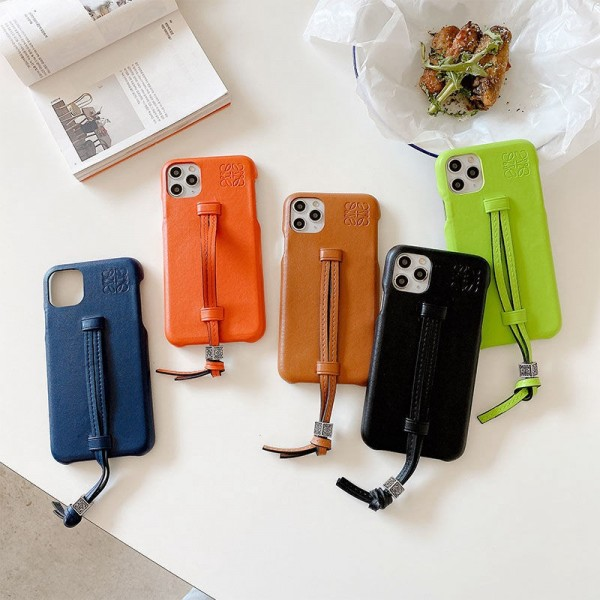 LOEWE/ロエベ ブランド iphone12/12pro maxケース かわいいiphone 11/x/8/7スマホケース ブランド LINEで簡単にご注文可シンプル  ジャケットメンズ iphone11/11pro maxケース 安い