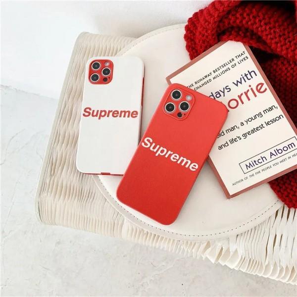 Supreme/シュプリーム 男女兼用人気ブランドiphone12/12mini/12pro/12promaxケースブランドアイフォン12カバー レディース バッグ型 ブランドiphone12/xs/11/8plusケースケース大人気