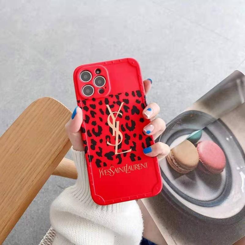 イブサンローラン iphone13/12spro maxスマホケース