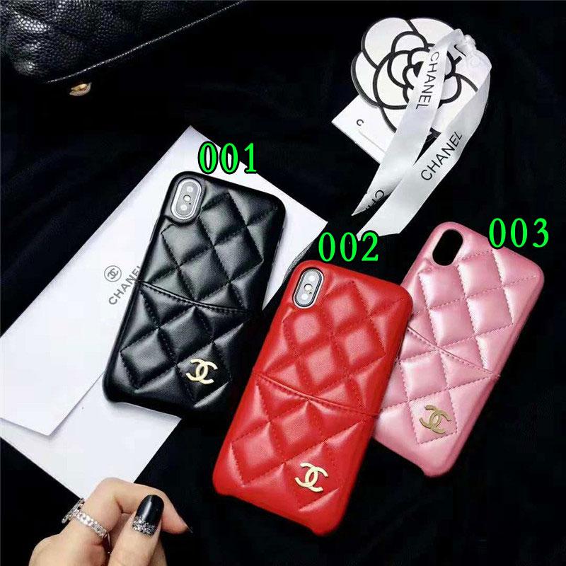 chanel iPhone 11/11pro/xr/xs max/xsケース シャネル iphone x/8/7スマホケース