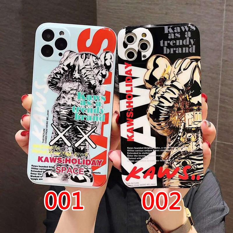 Kawsシンプルiphone 12 mini/12 pro/12 max/12 pro maxケース