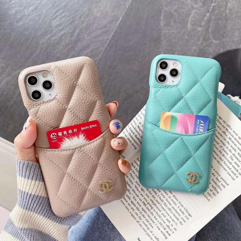 ジャケット型 chanel iphone12ケース 高級 人気