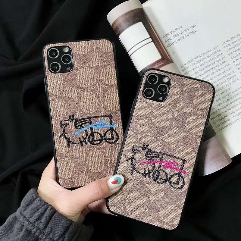 モノグラム iphone12/11pro maxケース ブランド